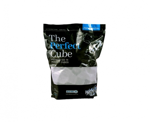perfect cube ice bag
