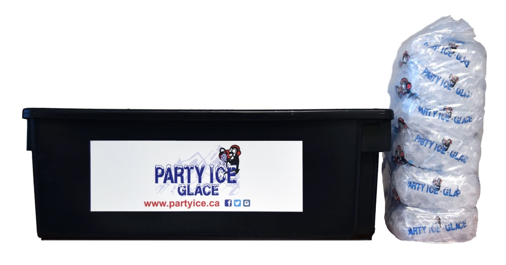 Ice Bins for Rent