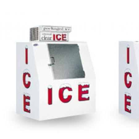 Custom Ice Merchandisers